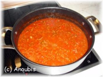 Hackfleischgericht - Chilitopf - Rezept