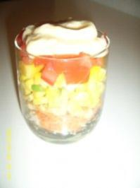 """Herbstlicher """"Cobb Salad"""" - Rezept"""