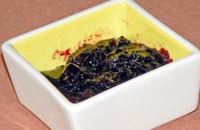 Apfel-Holunder-Marmelade - Rezept