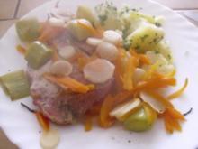Kasseler- Päckchen - Rezept