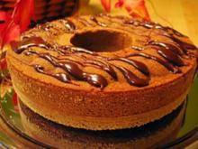 Barbaras saftiger Nussgugelhupf -Kuchen - Rezept
