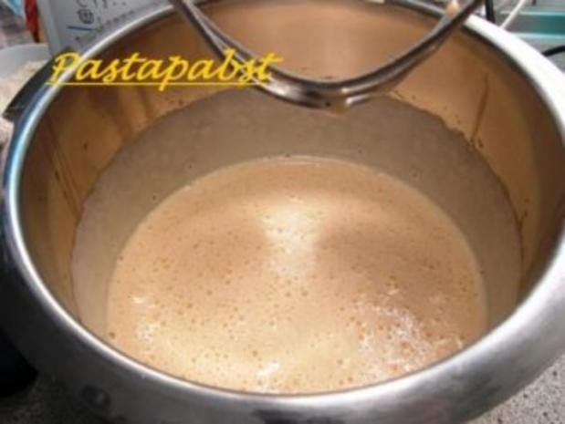 Pflaumen-Blech-Blitz-Kuchen - Rezept - Bild Nr. 3