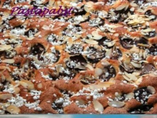 Pflaumen-Blech-Blitz-Kuchen - Rezept - Bild Nr. 5