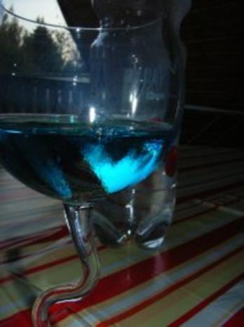 Cocktail: Cheery blue - Rezept - Bild Nr. 3