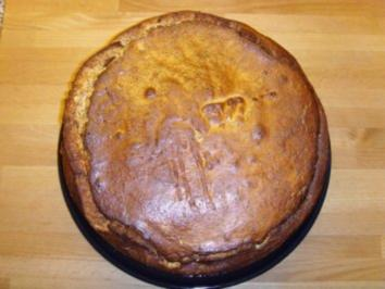 Mohn/Käse Kuchen... - Rezept