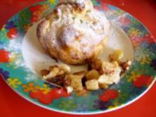 beschwippster Apfel im Schlafrock - Rezept