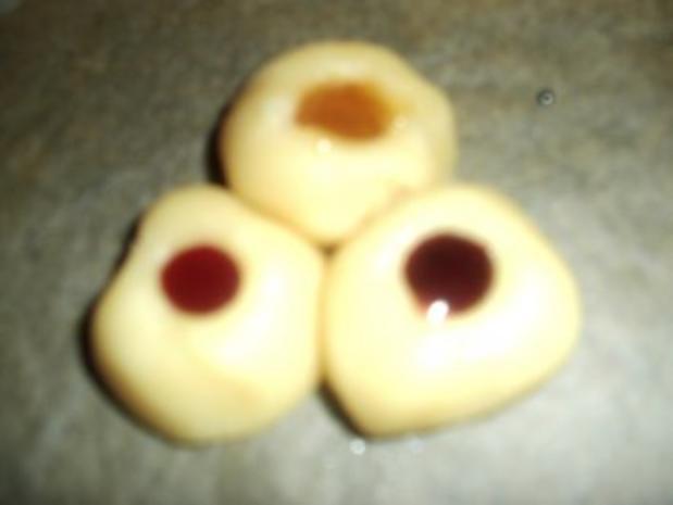 Dreierlei-Plätzchen - Rezept - Bild Nr. 2