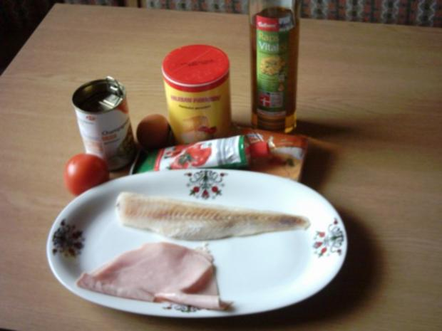 Fischauflauf Mailänder Art - Rezept - Bild Nr. 2