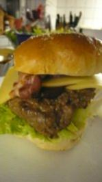 Pizzakatzes Classic American Burger - Rezept