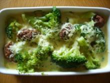 Brokkoliauflauf - Rezept