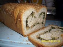 Brot: Kräuterbrot - Rezept