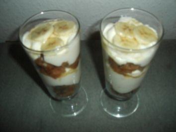 Honigkuchen-Trifle - Rezept