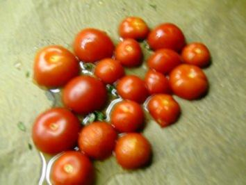 leckere Tomatensoße aus dem Backofen - Rezept
