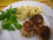 Schwarzwurzeln in Senfsauce - Rezept