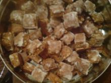 Kekse / Plätzchen -  Basler Leckerli - Rezept