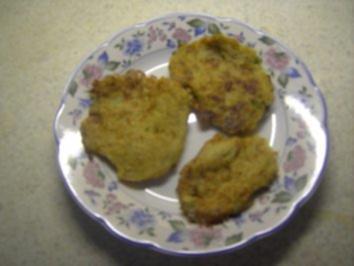 Beilagen - Chili-Kartoffelplätzchen - Rezept