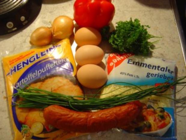 Kartoffelpuffer-Knödel mit Käse usw. usw.... ein Gedicht!!! - Rezept - Bild Nr. 2