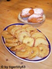 Apfelkücherl - Rezept
