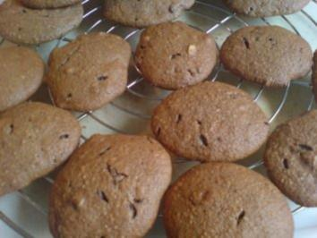 Rezept: Kekse / Plätzchen -  Lebkuchenkekse