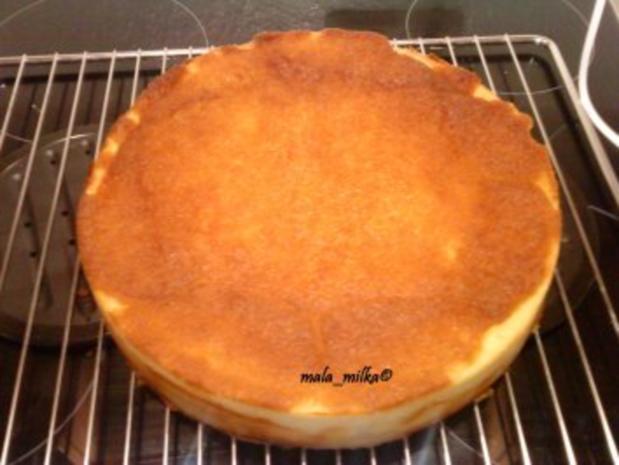 Pfirsich - Quark - Torte mit Baiser - Rezept - Bild Nr. 7
