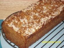 Brot: Kerniges Vollkornbrot - Rezept