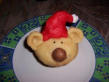 Muffin Teddy - Rezept