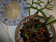 Tailändische Leberpfanne - Rezept