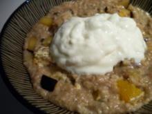 Kratfrühstück für den Winter - Rezept
