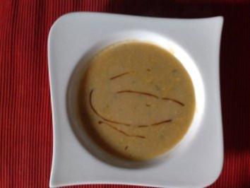 Steinpilzsuppe mit Thailandischer-Oyster-Sauce - Rezept