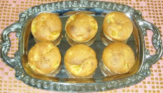 Kleingebäck - Mango-Muffins - Rezept