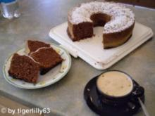Eierlikör-Nuss-Kuchen - Rezept
