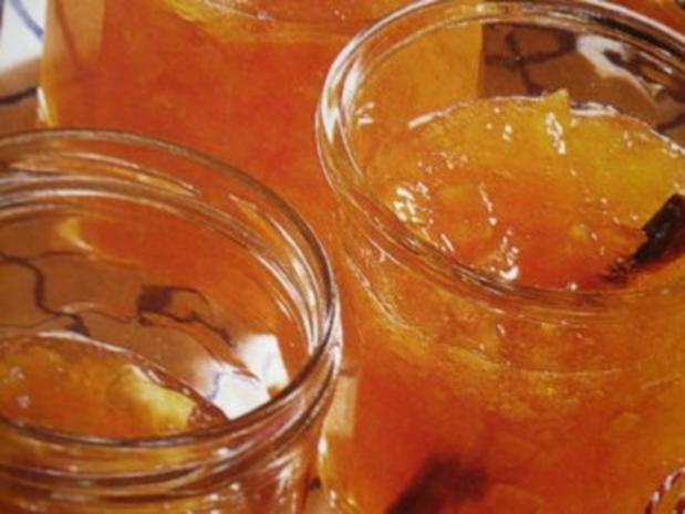 Apfel - Honig - Marmelade - Rezept