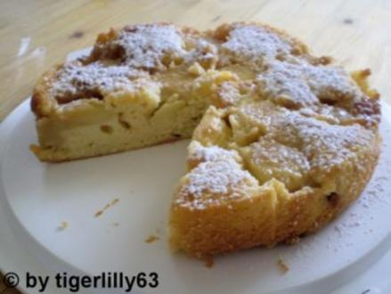Joghurt-Apfelkuchen - Rezept