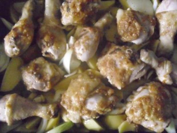 Geschmortes Hühnchen mit Curry - Rezept - Bild Nr. 7