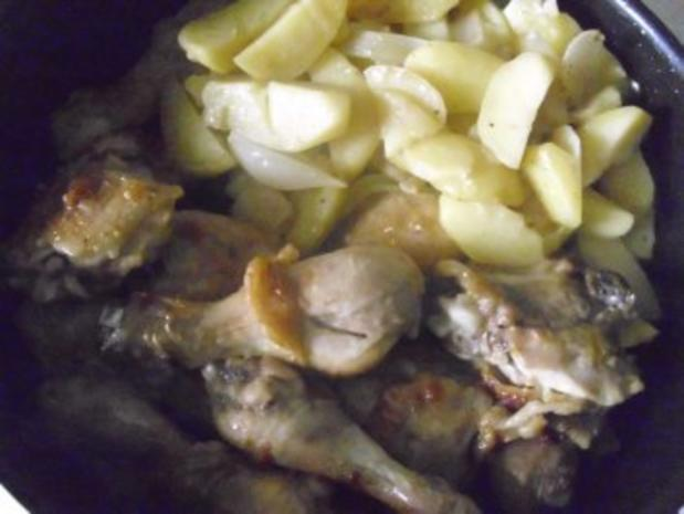 Geschmortes Hühnchen mit Curry - Rezept - Bild Nr. 10