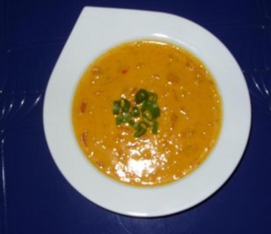 Kürbis-Karotten-Creme-Suppe mit Pfiff - Rezept - Bild Nr. 9