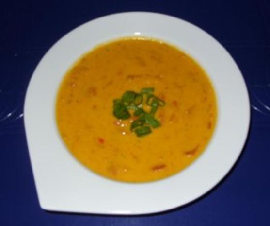 Kürbis-Karotten-Creme-Suppe mit Pfiff - Rezept - Bild Nr. 10