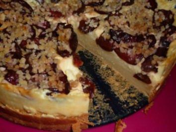 Quark-Pflaumen-Kuchen - Rezept