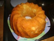 Apfel-Rührkuchen - Rezept