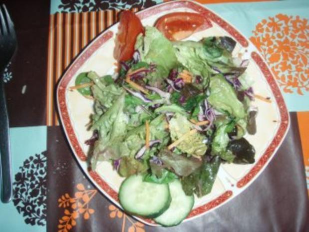 Kartoffel - Gnocchi mit Salbeibutter und Kürbis - Rezept - Bild Nr. 3