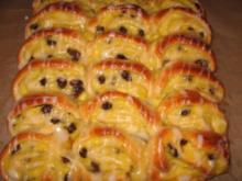 Schneckenkuchen ;o) vom Blech - Rezept - Bild Nr. 2