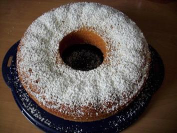 Rezept: Sahnerührkuchen