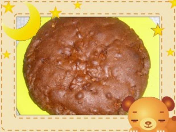 Apfelkuchen mit Rum und Schokolade - Rezept - Bild Nr. 4