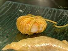 Garnelen im Kartoffelmantel mit Aioli - Rezept