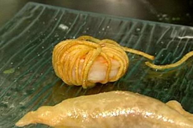 Garnelen Im Kartoffelmantel
