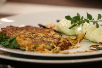 Gemüseburger (Liz Baffoe) - Rezept