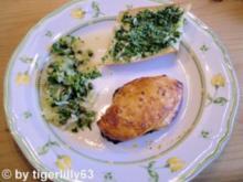 Hähnchenfilet mit Zitronensalsa - Rezept
