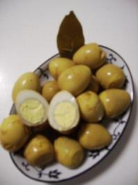 Curry-Wachteleier - Rezept