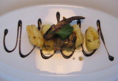 Gnocchi mit Artischocken und Murazzano-Käse - Rezept