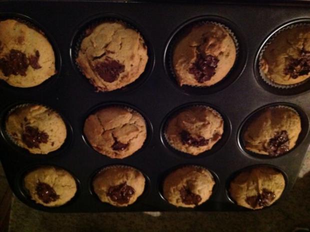 Kürbis-Muffins - Rezept - Bild Nr. 2